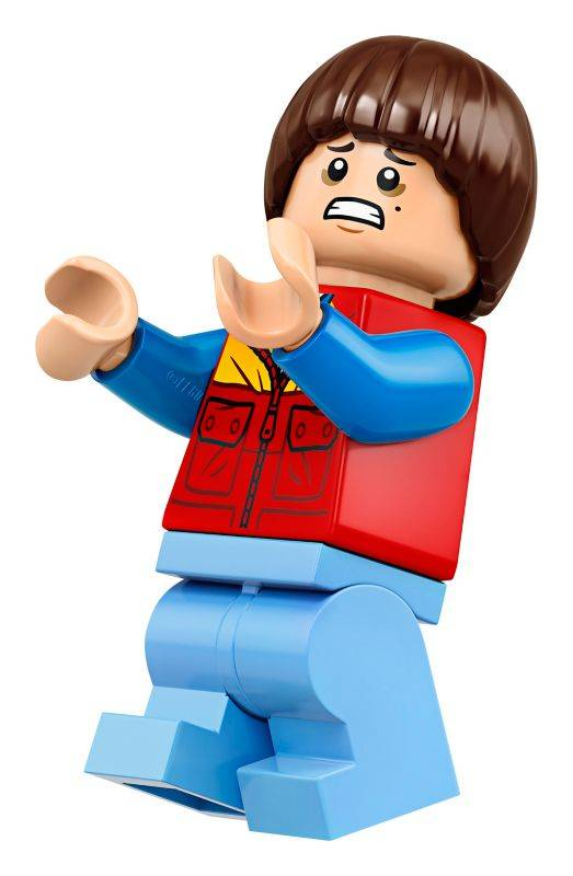 Lego Stranger Things - Will