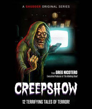Creepshow 2019 Greg Nicotero