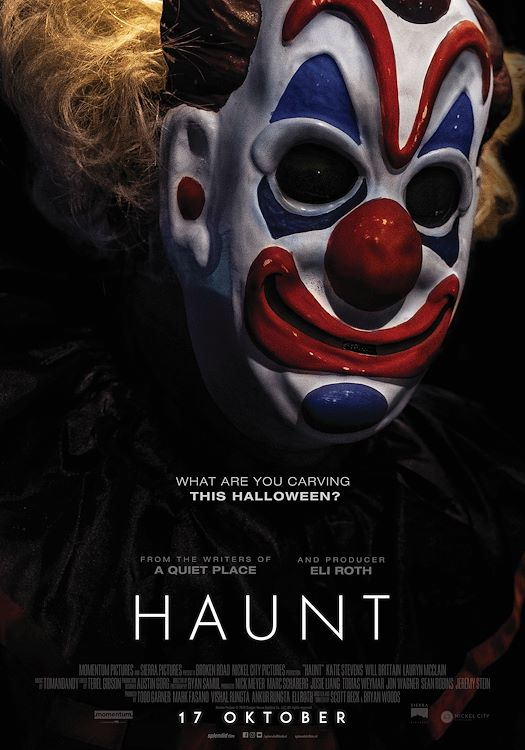 Haunt - What are you carving this Halloween?