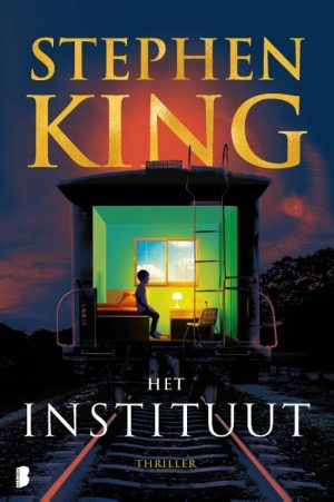 The Institute 2019 Stephen King