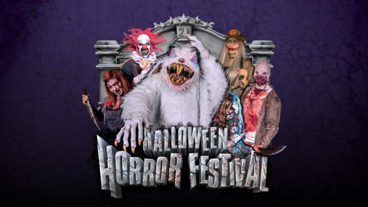 Moviepark Germany: Halloween Horror Fest