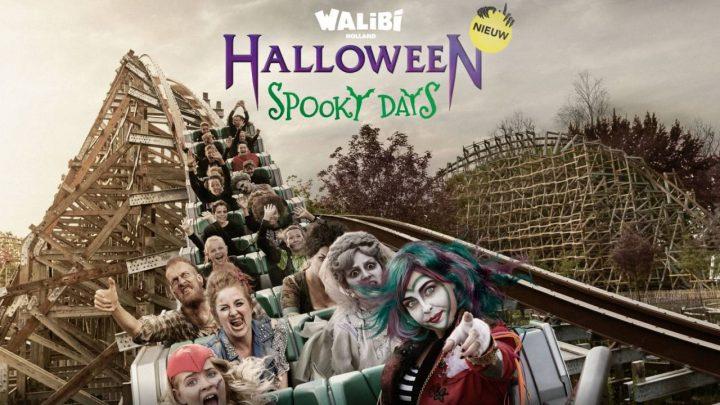 Walibi Halloween Spooky Days