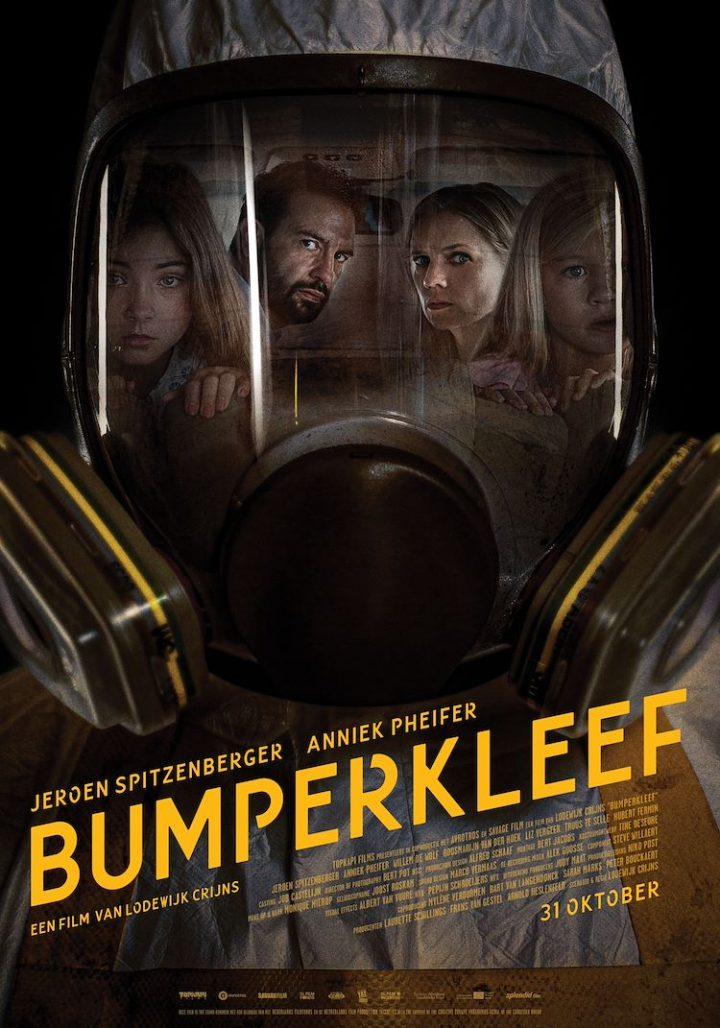 Bumperkleef poster
