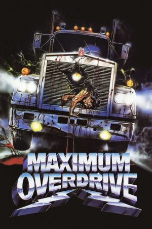 Maximum Overdrive 1986 Stephen King