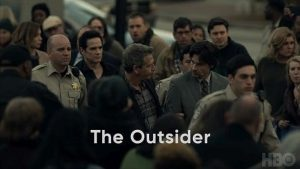 The Outsider 2020 Andrew Bernstein, Jason Bateman, en Charlotte Brändström