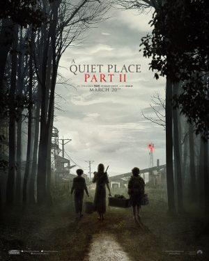 A Quiet Place Part II 2020 John Krasinski