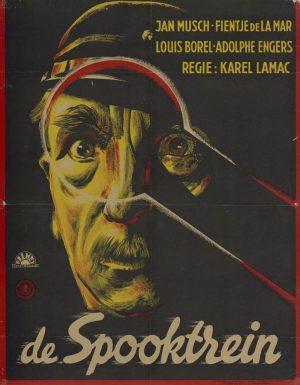 De Spooktrein 1939 Carl Lamac