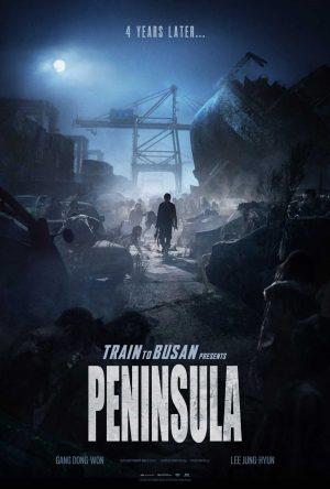 Train to Busan Presents: Peninsula 2020 Yeon Sang-ho
