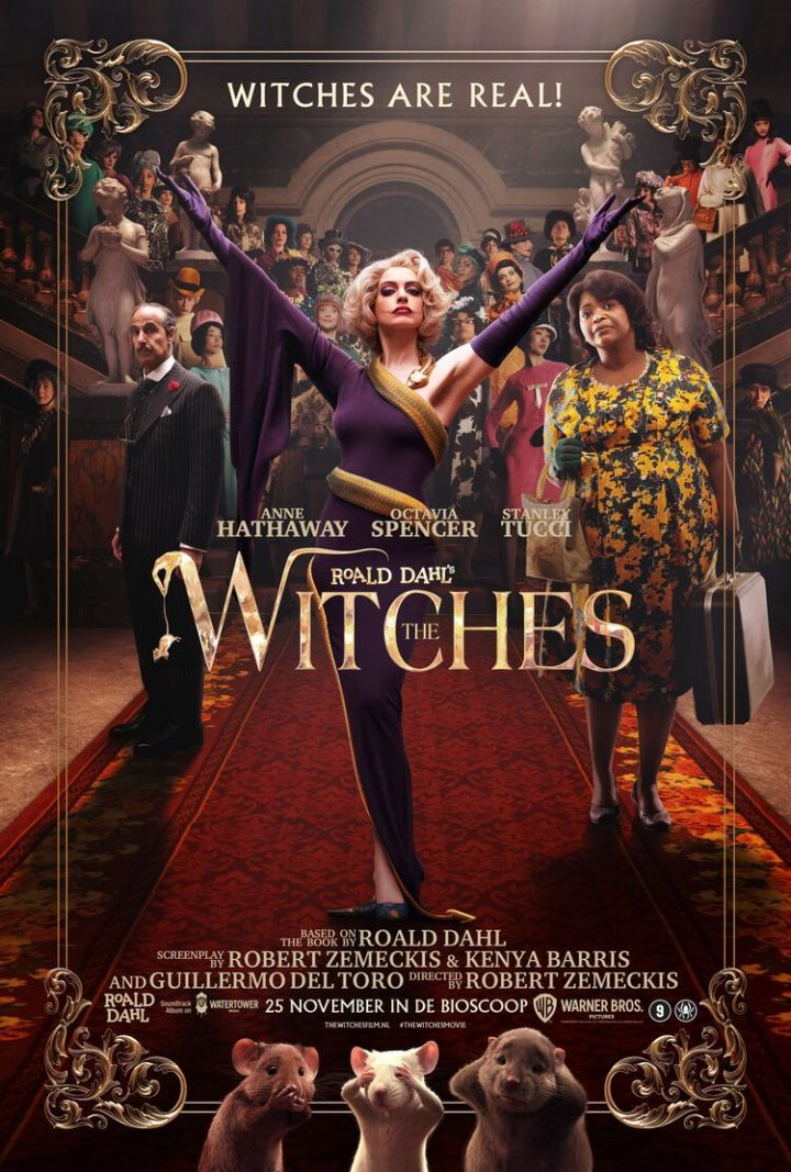 RoaldDahl's - The Witches