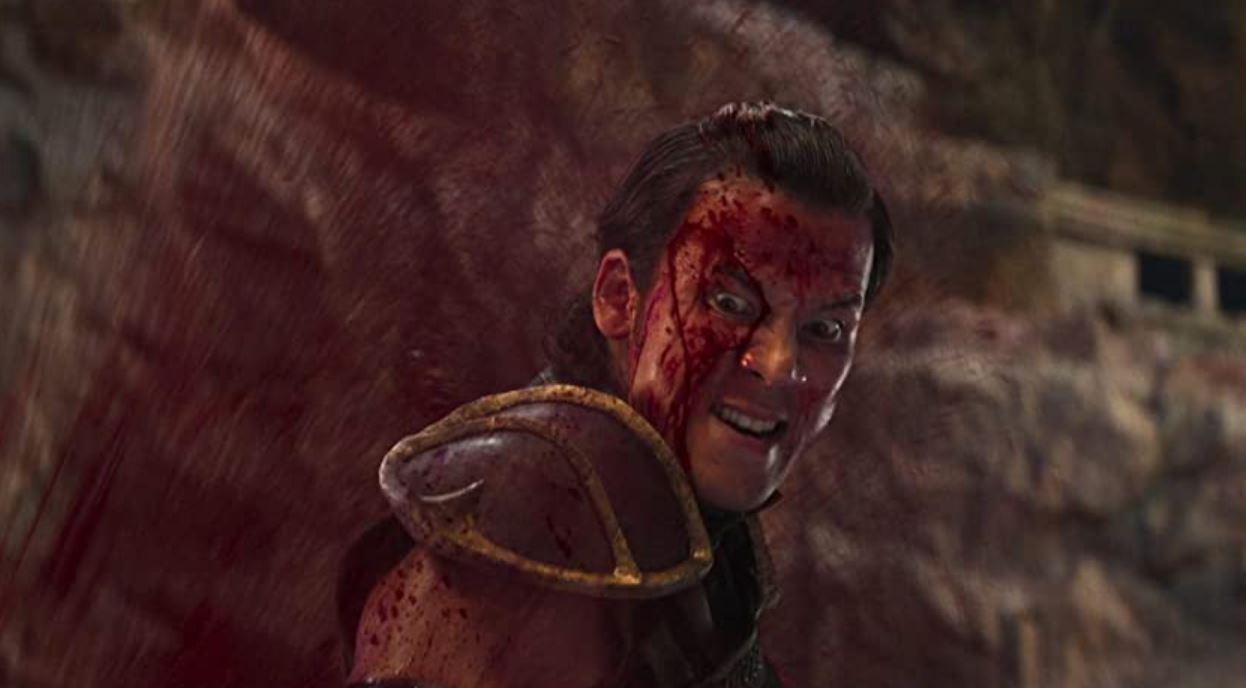 Mortal Kombat is bloederig (Max Huang)
