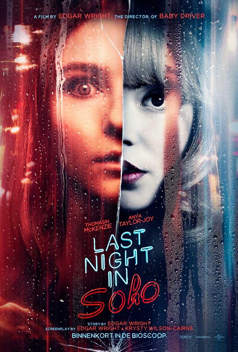 Poster voor Last Night in Soho